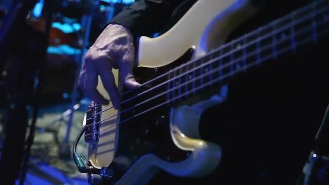 Bass Guitar : Stock Video