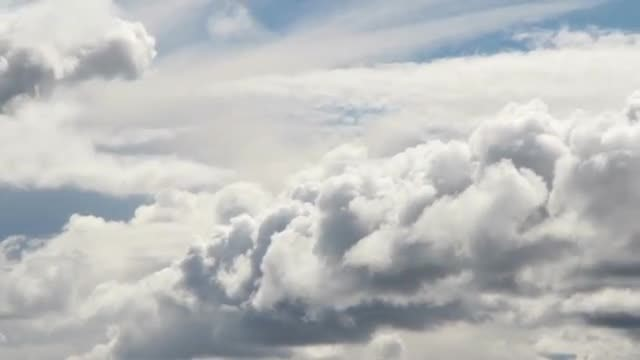 Dramatic Clouds: Stock Video
