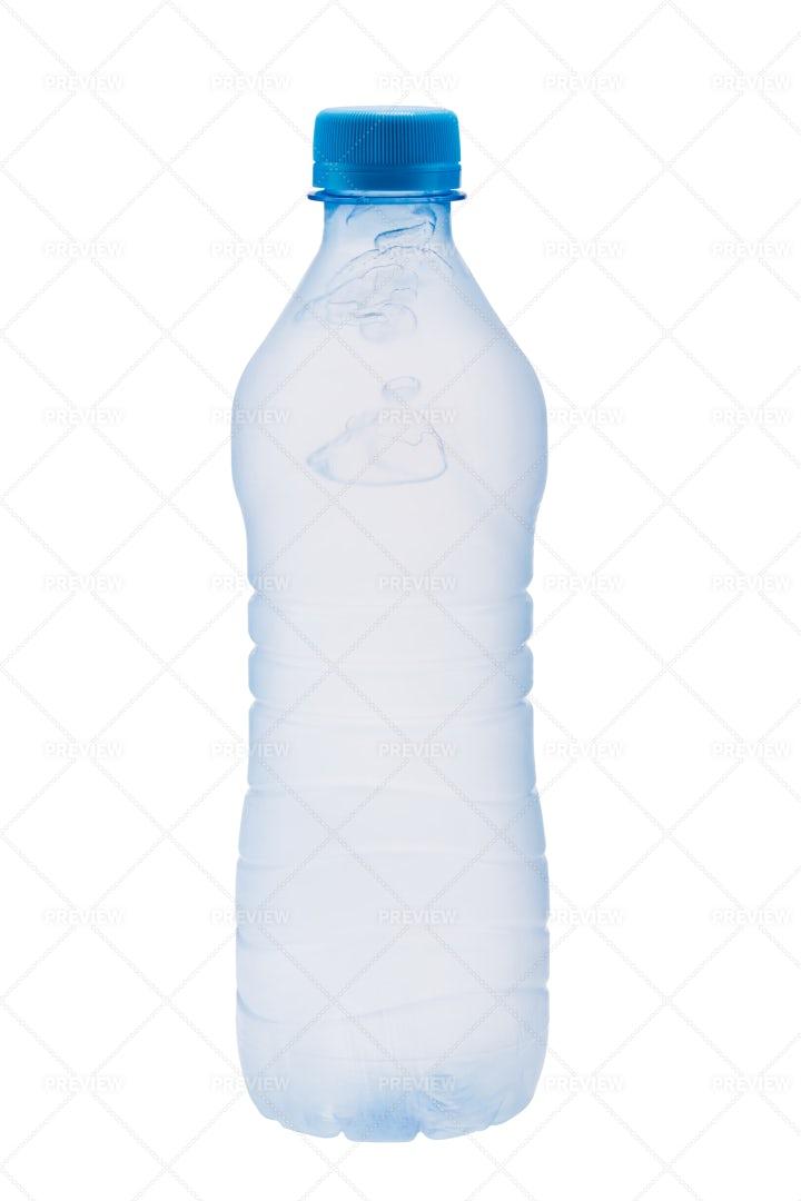 Transparent Plastic Bottle: Stock Photos