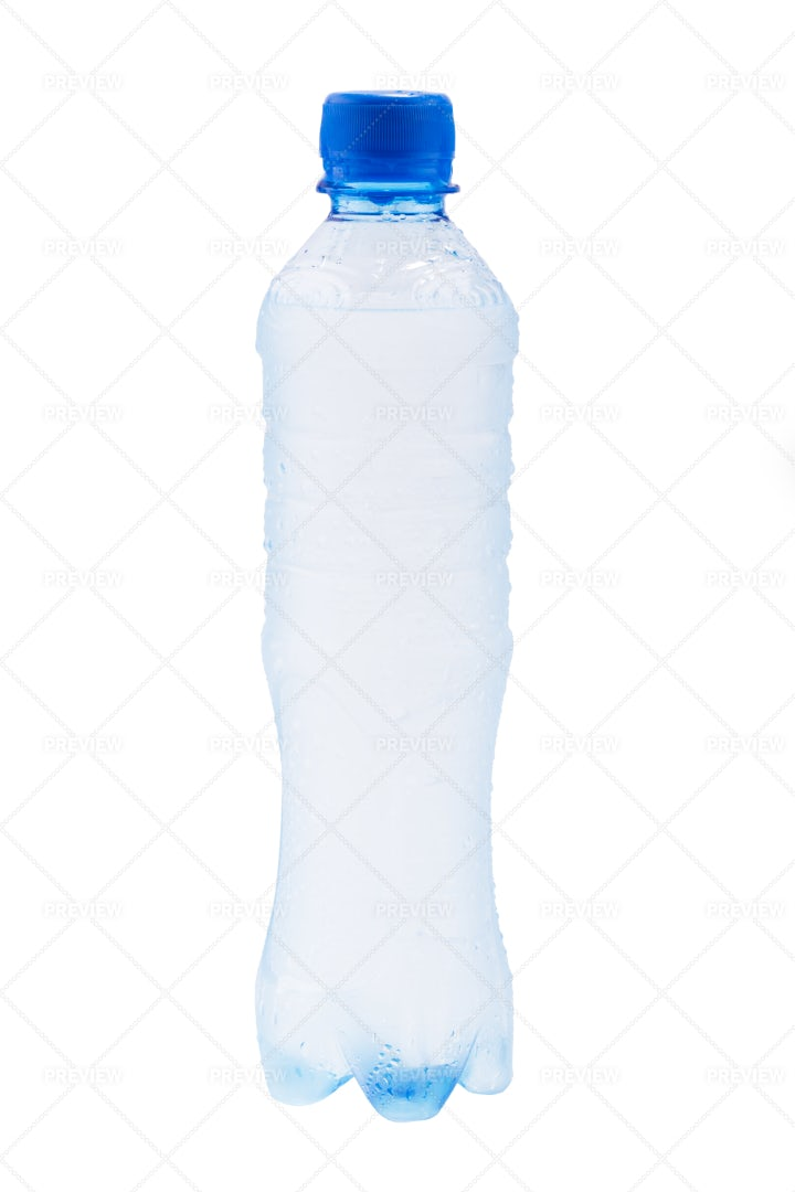 Cold Bottle Of Water: Stock Photos