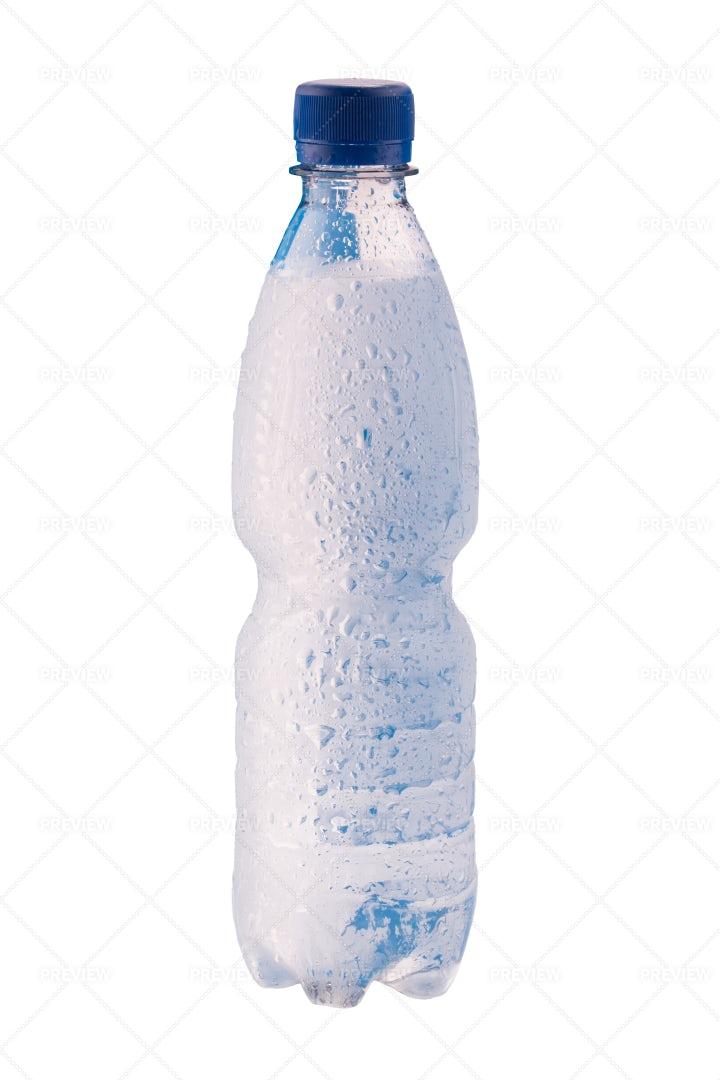 Plastic Bottle Of Water: Stock Photos