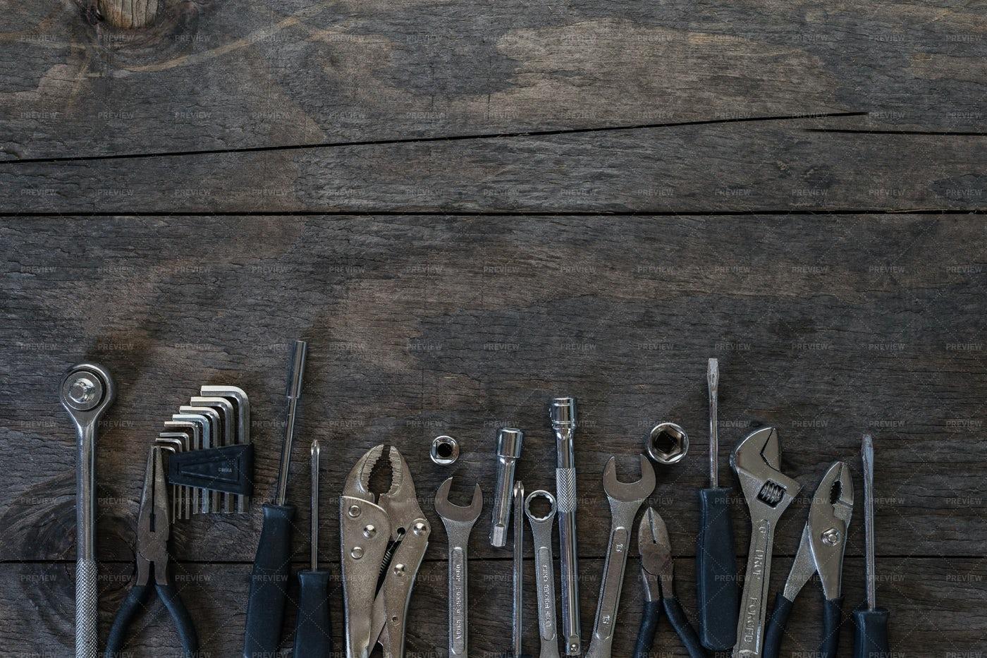 Tools: Stock Photos