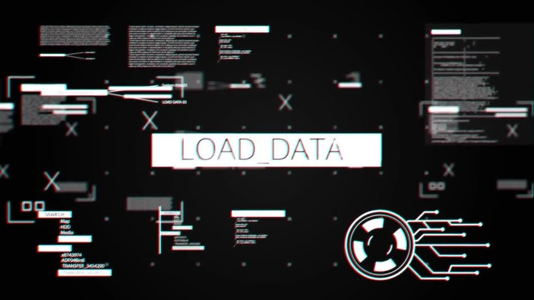 Digital Glitch Logo Opener: After Effects Templates