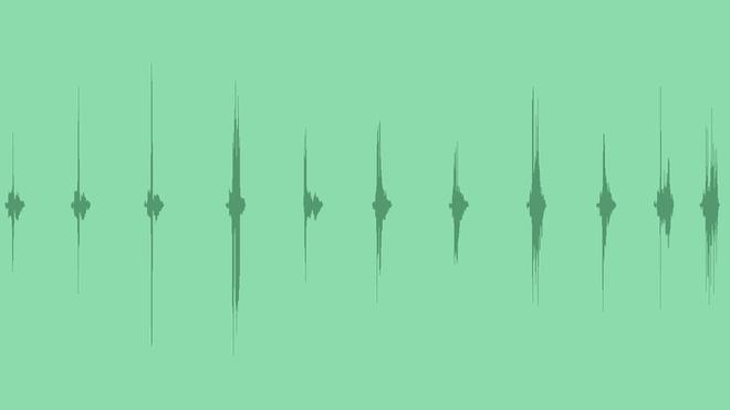 Futuristic UI Notification Effects: Sound Effects