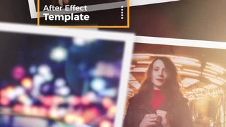 Low Gravity - Slideshow: After Effects Templates
