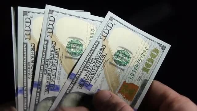 Money: Stock Video