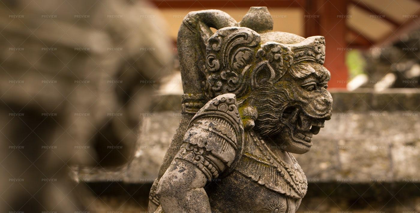 Image Of God Statue: Stock Photos