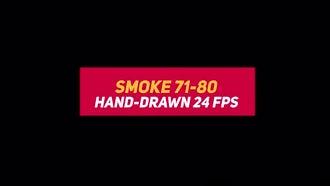 Liquid Elements Smoke 71-80: Motion Graphics