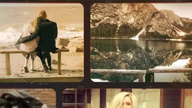 Romantic Photo Slideshow: After Effects Templates