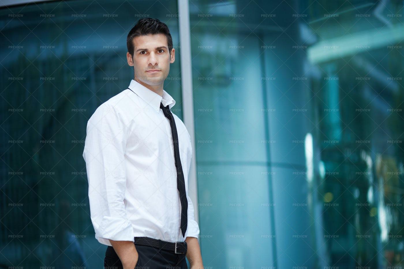Businessman Portrait: Stock Photos