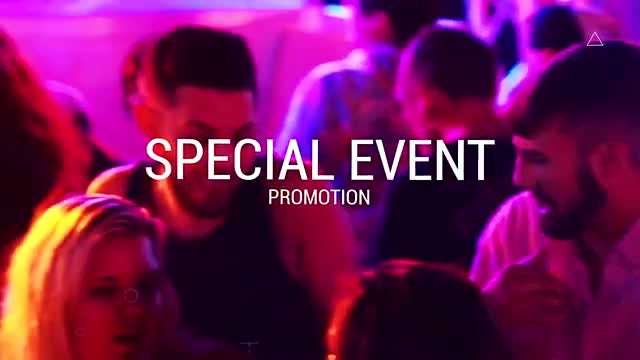 Modern Dynamic Event Opener: After Effects Templates