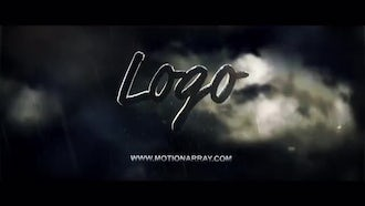 The Stormy Logo: After Effects Templates