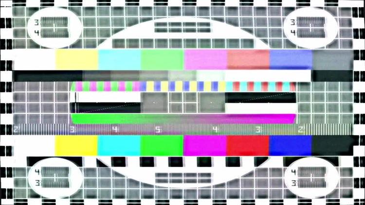 TV Matching Pattern Transitions: Motion Graphics