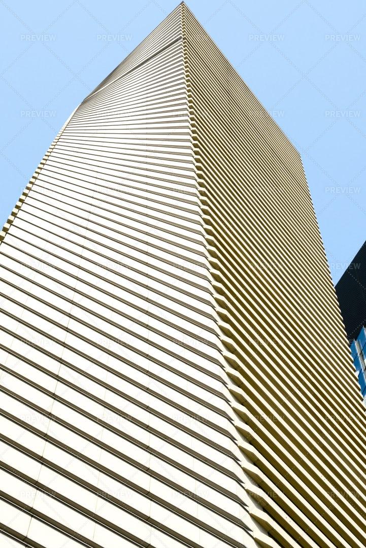 Skyscraper In Tokyo: Stock Photos