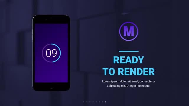App Presentation: After Effects Templates