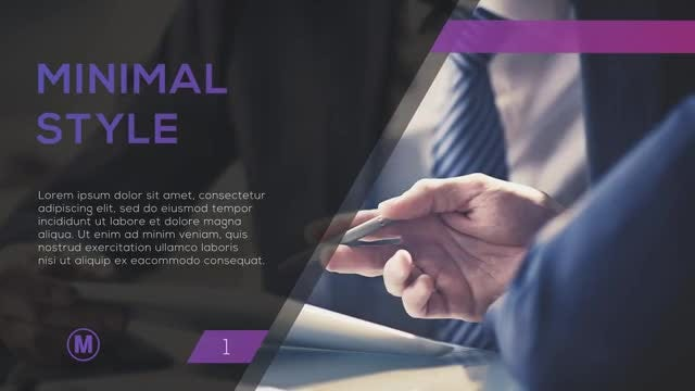 Corporate Slides 2: After Effects Templates