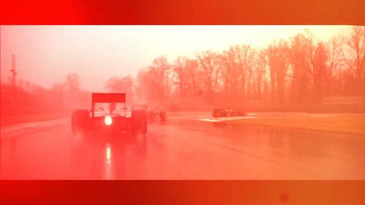 Burn Transitions: Motion Graphics