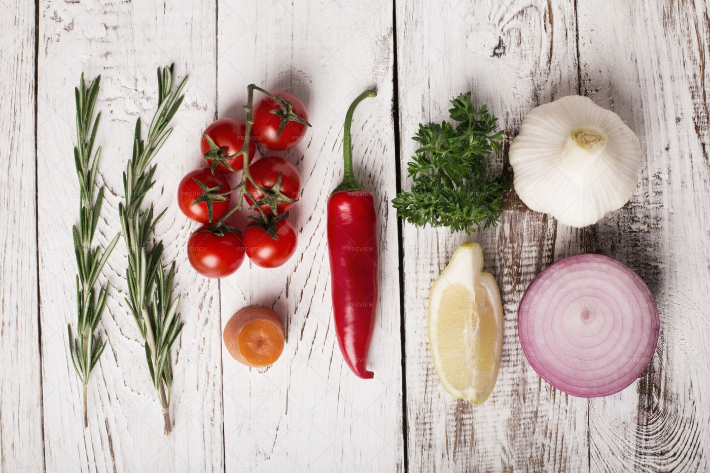 Colorful Vegetables: Stock Photos