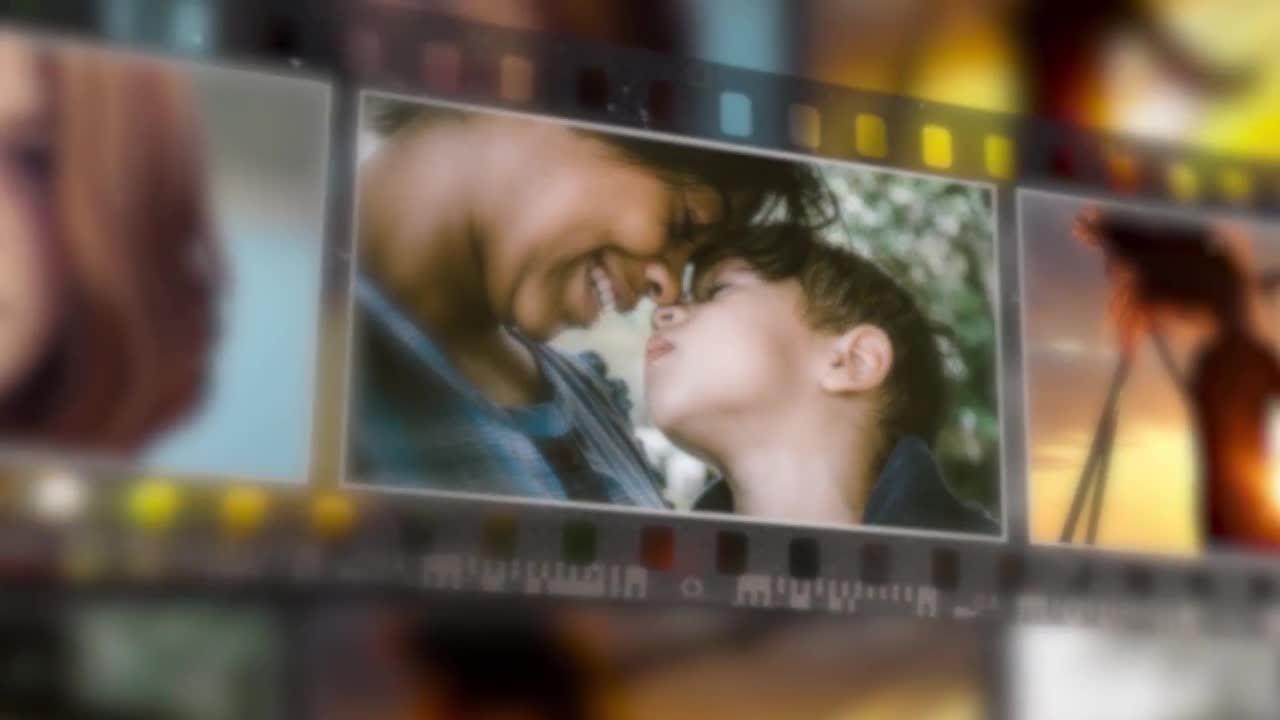 3D Photo Slideshow - Premiere Pro Templates 61440 - Free download
