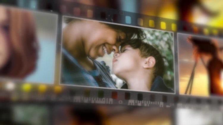 3D Photo Slideshow: Premiere Pro Templates