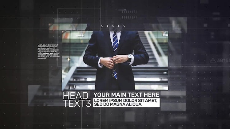 Technic Corporate Slides: After Effects Templates