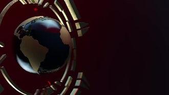 Magic Globe: Motion Graphics