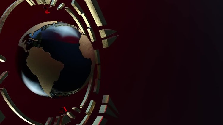 Magic Globe: Stock Motion Graphics