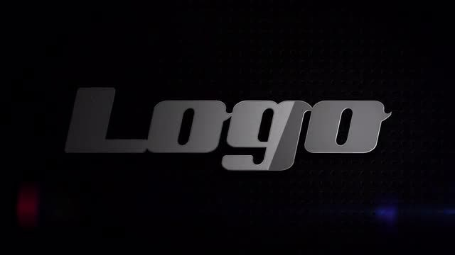 Glossy Logo: After Effects Templates