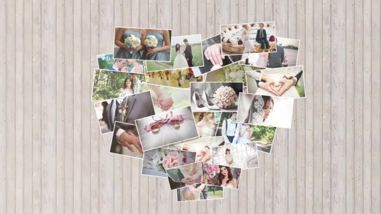 Wedding Day Opener: After Effects Templates