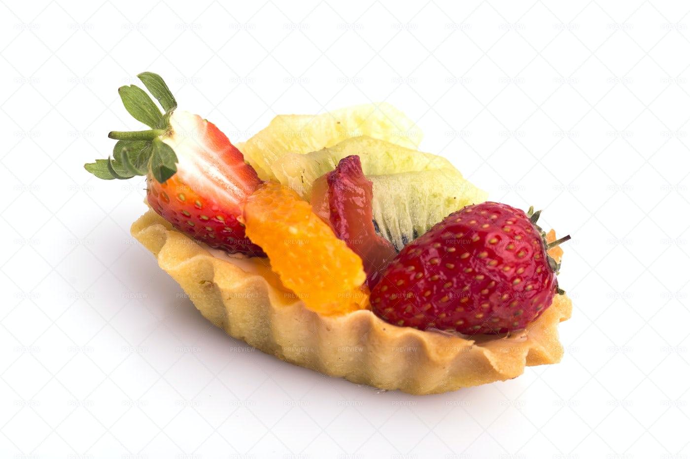 Fruit Canapes: Stock Photos