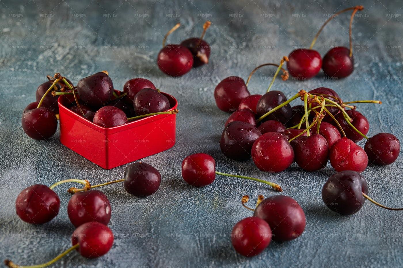 Cherries: Stock Photos