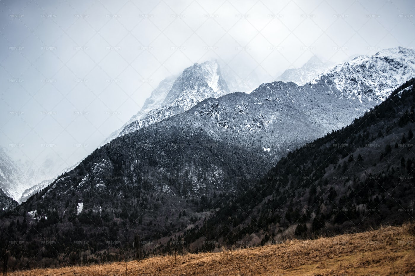 The Italian Mountains: Stock Photos