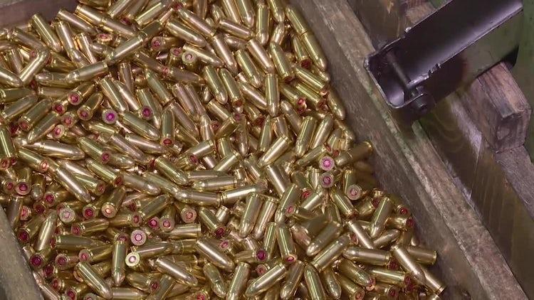 Ammunition Factory: Stock Video