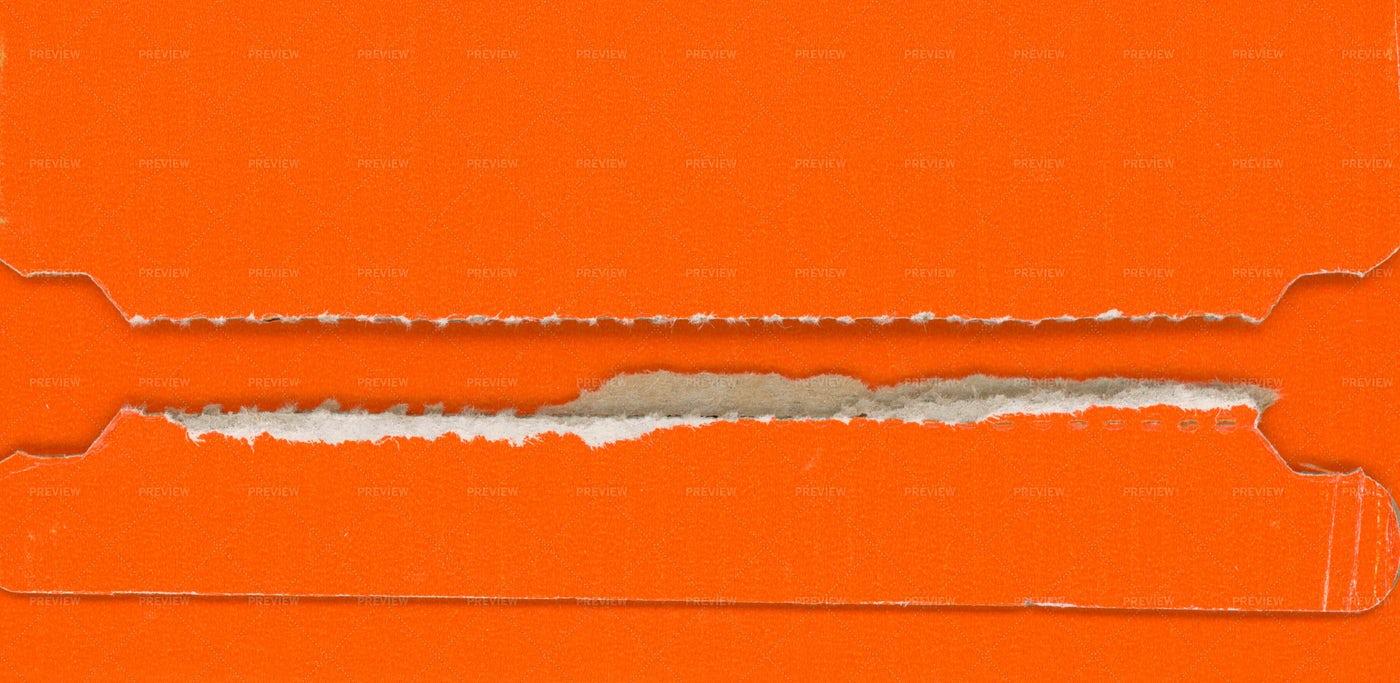 Orange Cardboard Background: Stock Photos