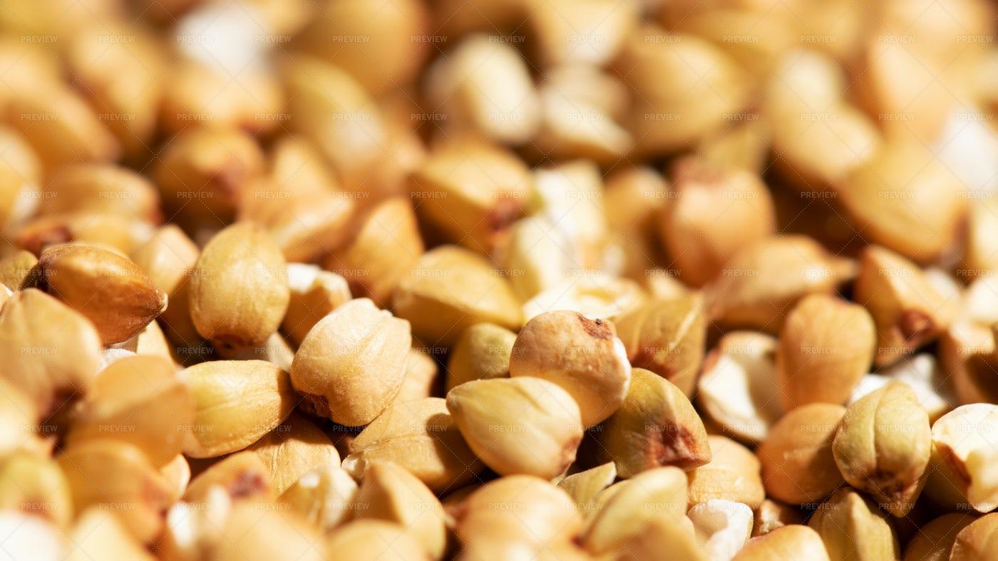 Buckwheat Kernels: Stock Photos