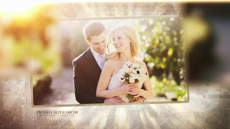 Vintage Moments: After Effects Templates