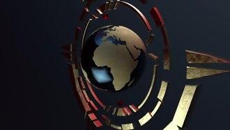 Magic Globe V2: Motion Graphics