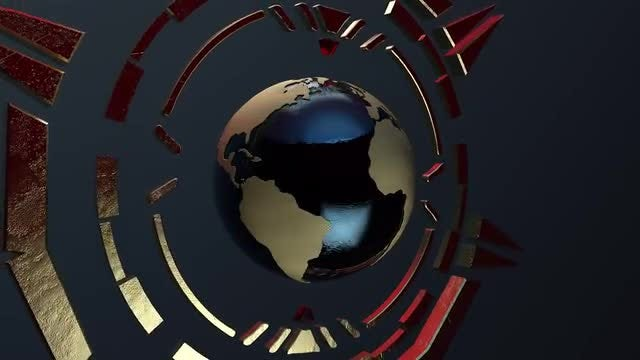 Magic Globe V3: Stock Motion Graphics