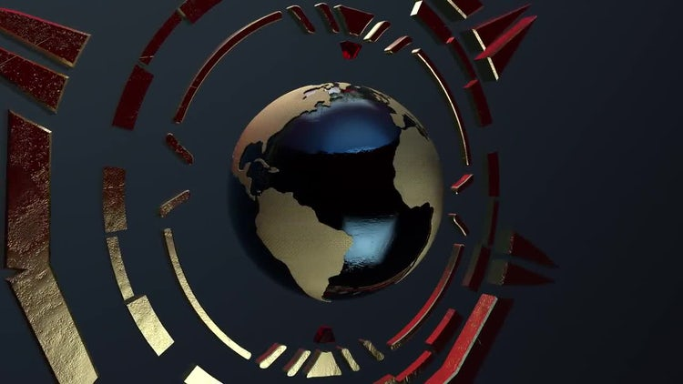 Magic Globe V3: Motion Graphics