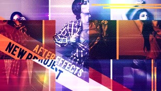 Fashion Style: After Effects Templates
