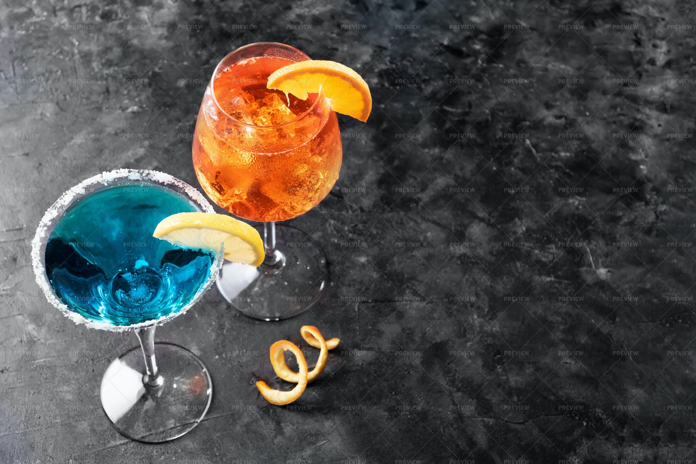 Summer Drinks: Stock Photos