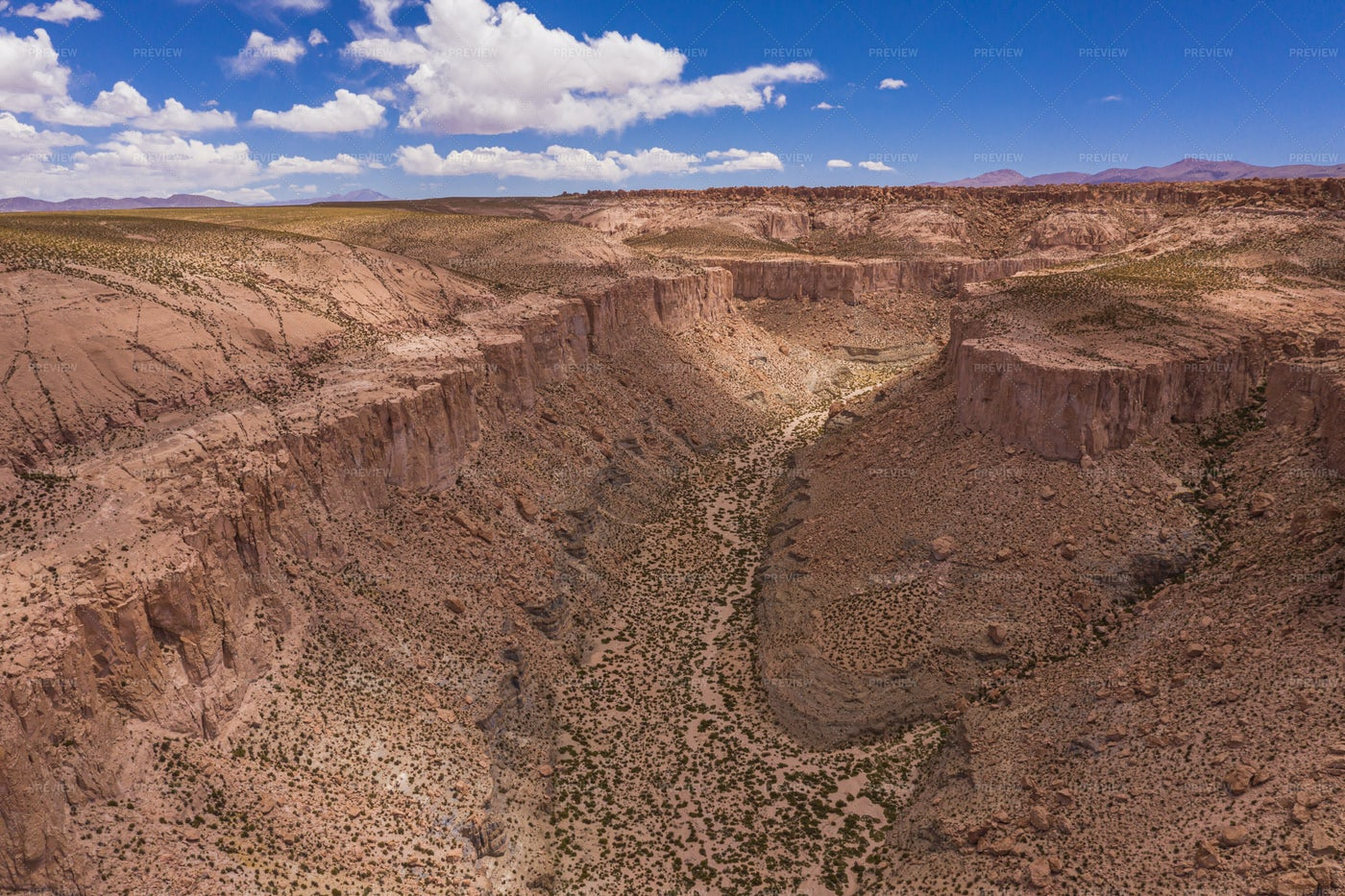 Inca Canyon: Stock Photos