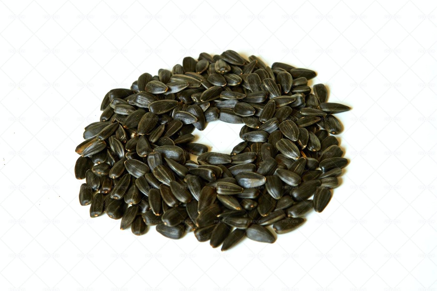 Sunflower Seeds: Stock Photos