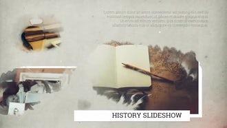 History Slideshow: Premiere Pro Templates