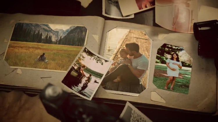 Lovely Memories: After Effects Templates
