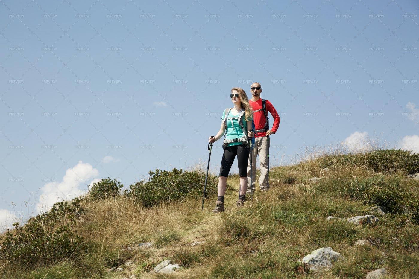 Hikers: Stock Photos