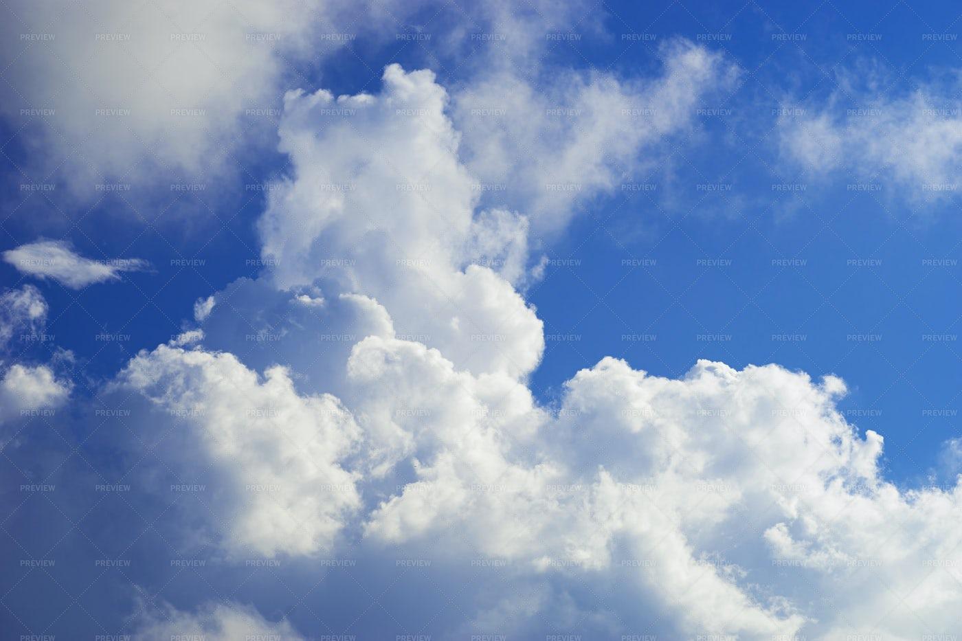 Clouds: Stock Photos