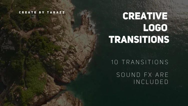 Creative Logo Transitions: Premiere Pro Templates