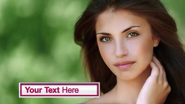 Knockout Lower Thirds: After Effects Templates