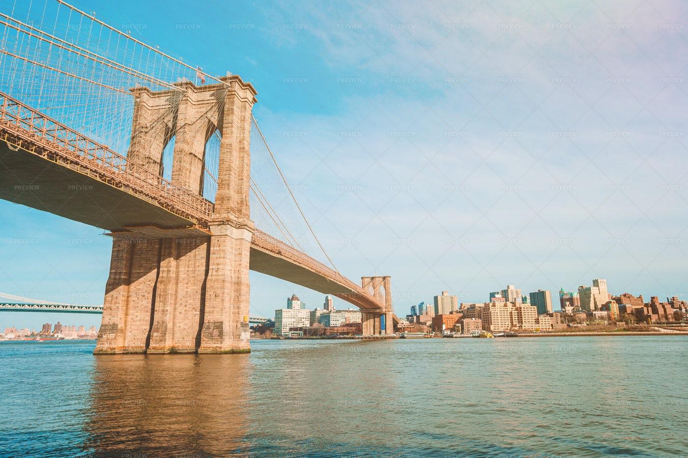 Brooklyn Bridge: Stock Photos